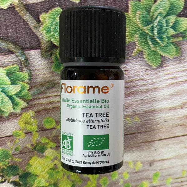 Huile essentiel de Tea Three