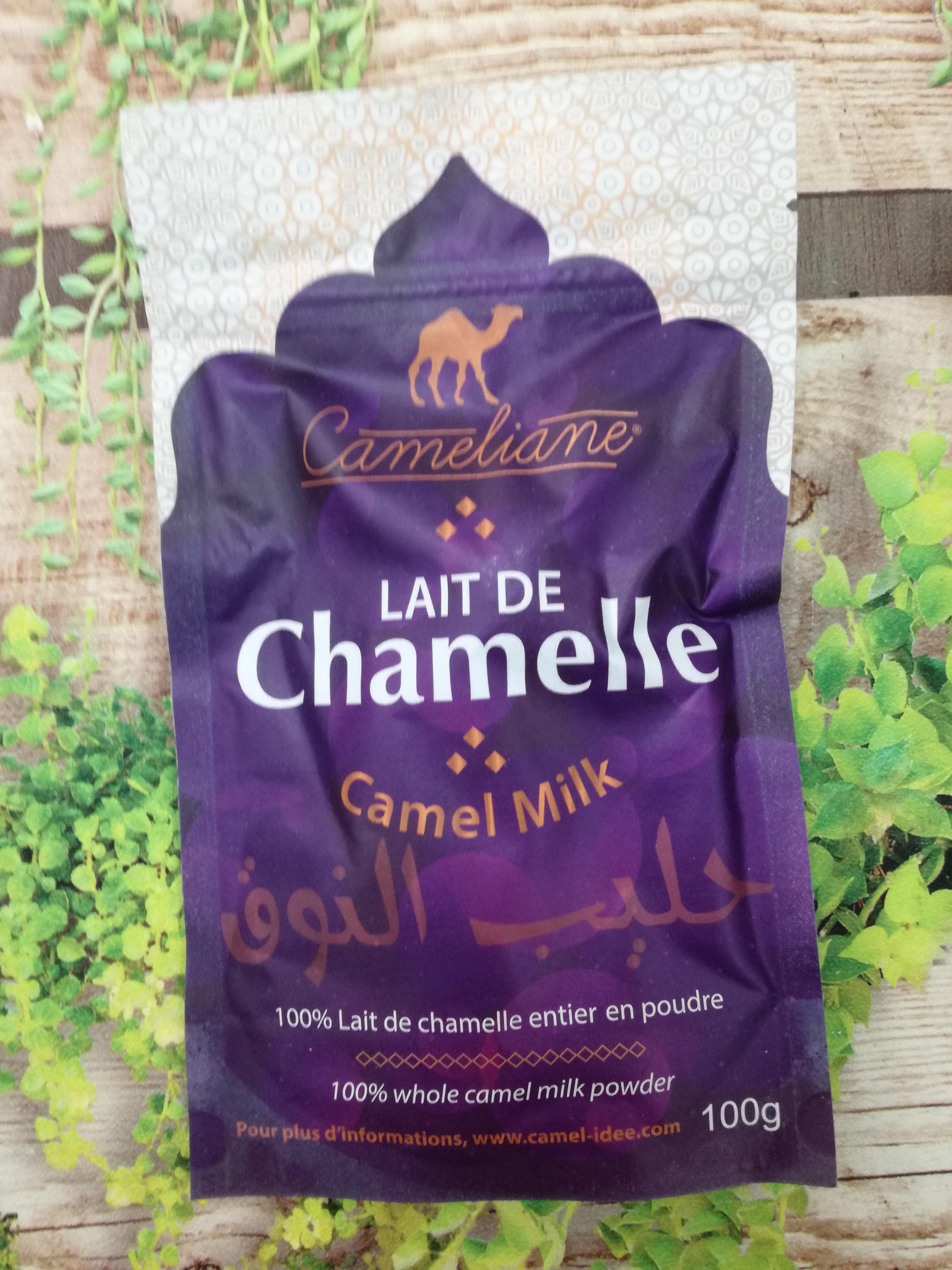 Lait de Chamelle