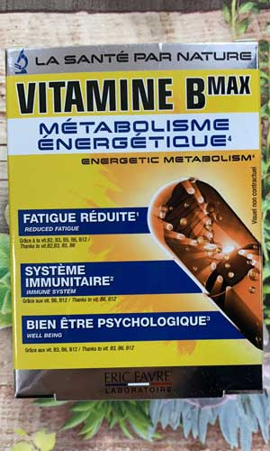 Vitamines B MAX
