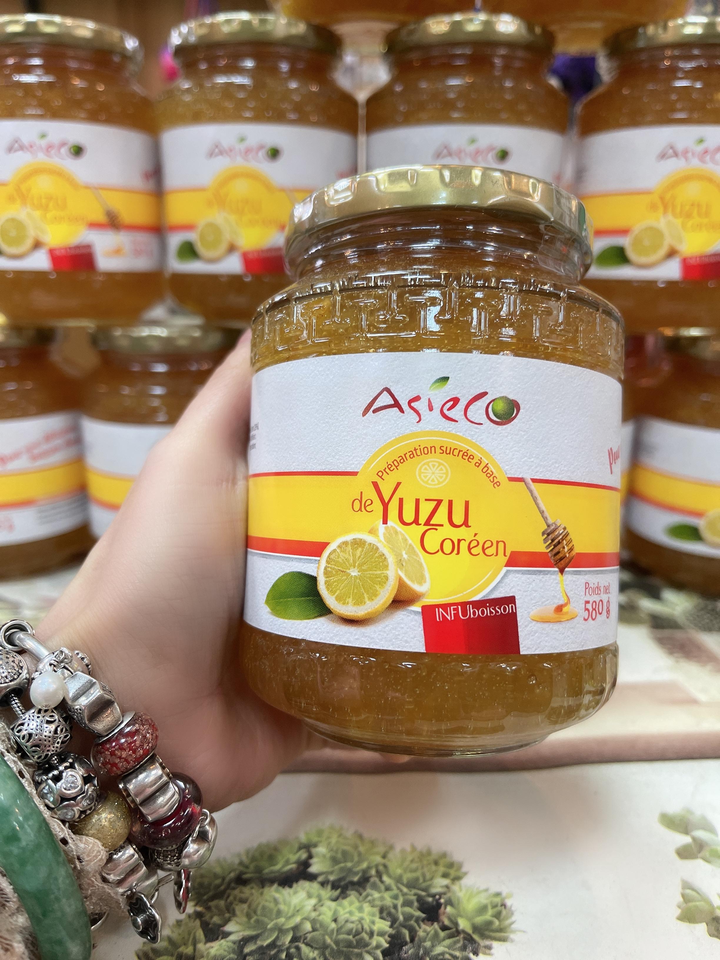 Yuzu Coréen
